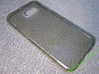 Чехол бампер силиконовый Samsung Galaxy S6 G920 Ультратонкий 0.2mm