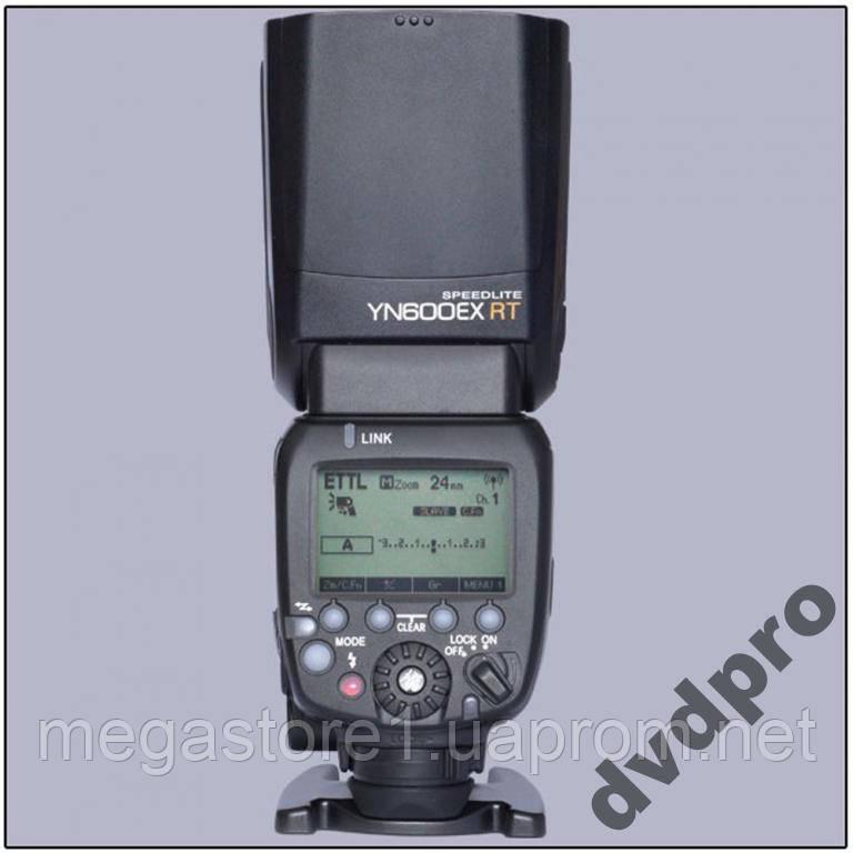 Вспышка Yongnuo Speedlite YN-600EX-RT Canon