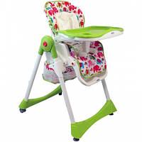 Детский стульчик для кормления Alexis-Babymix YB602A pink