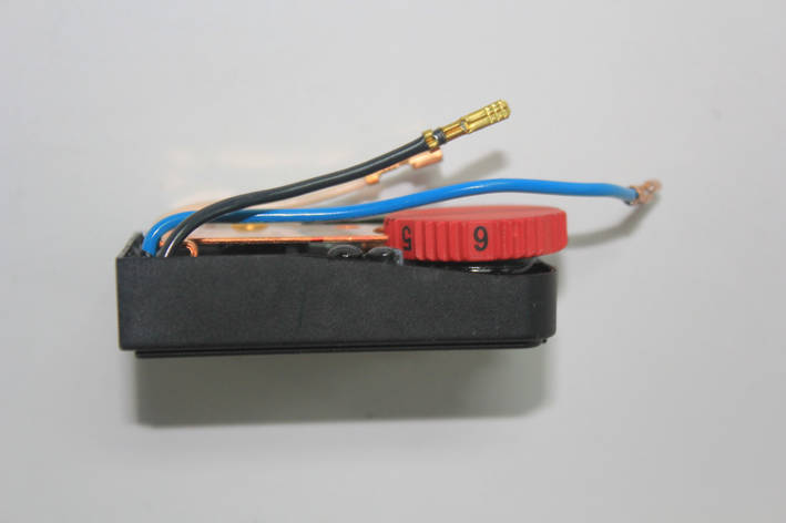 Регулятор числа оборотов болгарка Bosch 1607233110 GWS 14-125, фото 2