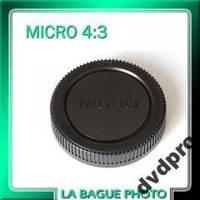Задняя крышка для объективов Olympus M4/3 micro4/3