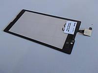 Тачскрин (сенсор) для Sony C2305 (S39h) Xperia C (black) Качество