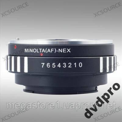 Адаптер Sony alpha, Minolta AF - Sony NEX, LA-EA1