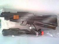 Пістол 47-127 АК автомат трещітка в куль 72/144