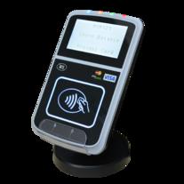 Интеллектуальный RFID считыватель ACR123S для безналичных оплат