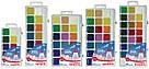 """Краски акварельные """"Чудо-Краски"""", полусухие, ГАММА ,14 цветов, объём кюветы 2,8 мл, 212074, фото 3"""