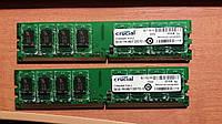 DDR2 на 2GB (PC2-5300) DDR2-667 Intel/AMD