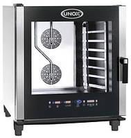 Печь пароконвекционная Unox XVC 505E