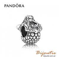 Pandora Шарм РУСАЛКА #791220 серебро 925 Пандора оригинал