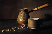 Как варить натуральный кофе?