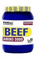 Аминокислоты Beef Amino 5000 (500 таб) Fit Max