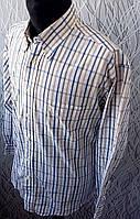 Рубашка в клетку. Размер М.