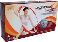 Массажный обруч Magnetic III Health Hoop 1,2 кг