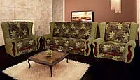 Комплект мягкой мебели Гранд 2 диван и кресло раскладное