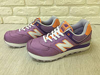 Кроссовки New Balance Purple