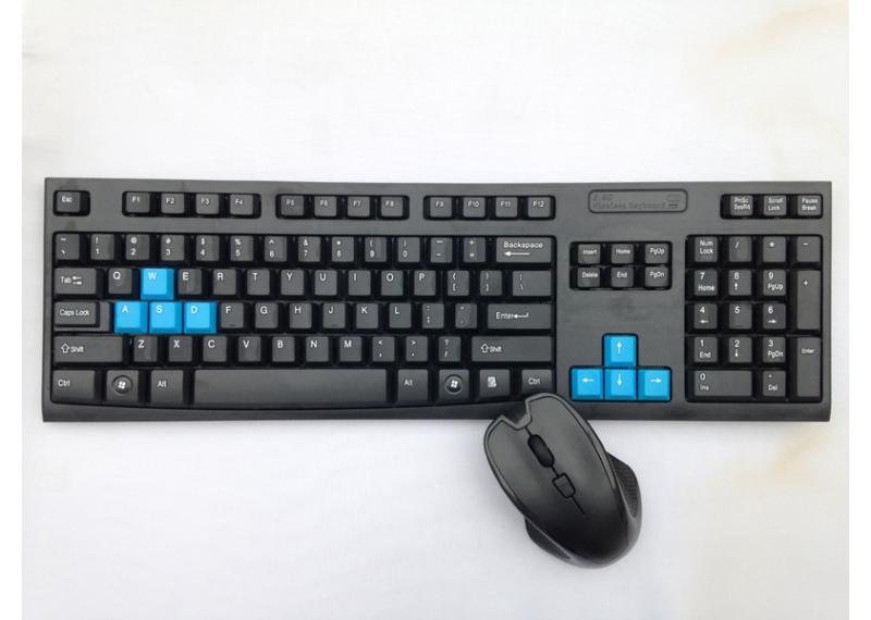 Беспроводная клавиатура и мышь HK3930