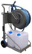 Пенная станция высоким давлением  АР 10-200 ПС-М нерж