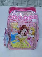 Портфель для девочки принцессы начальные классы