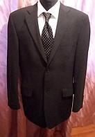 Пиджак куртка BEN SHERMAN черного цвета приталенн