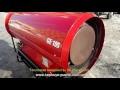 Видео-обзор дизельной тепловой пушки ARCOTHERM GE 105