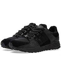 Оригинальные  кроссовки Adidas EQT Running Support Black
