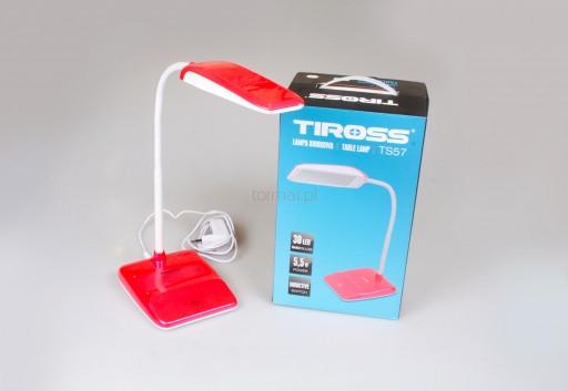 Лампа настольная светодиодная Tiross TS 57 сенсор