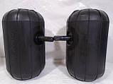Пневмоподушки в пружини комплект (4ед) 150Х85мм (стандарт), фото 2