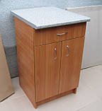 Стіл кухонний 50х60 (Стільниця 28мм), фото 2
