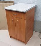 Стіл кухонний 50х60 (Стільниця 28мм), фото 3