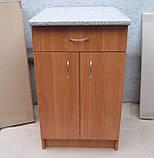 Стіл кухонний 50х60 (Стільниця 28мм), фото 4