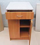 Стіл кухонний 50х60 (Стільниця 28мм), фото 5