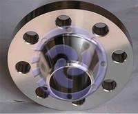 Фланец воротниковый стальной приварной встык  ГОСТ 12821-80  ДУ 350  РУ 25