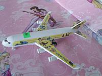 Самолет детский инерционный