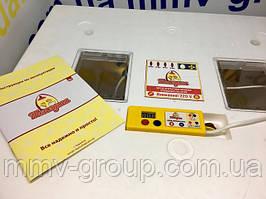 Технічні характеристики та переваги інкубатора для яєць Теплуша 63