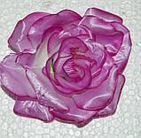 Ф-103 Роза атлас 13 см, фото 2