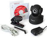 IP камера Foscam FI8918W - внутренняя поворотная сетевая Wi-Fi интернет камера, фото 3