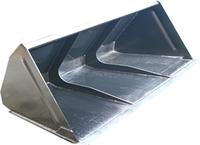 Ковш к погрузчику metal-technik, фото 1