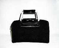 Женская модная стильная сумка черного цвета VBA-116396
