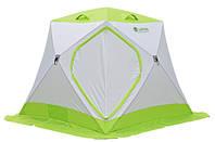 Зимняя палатка ЛОТОС Куб Профессионал М (Lotos Cube) (д*ш*в 2.1*2.1*1.8) 2-х местная