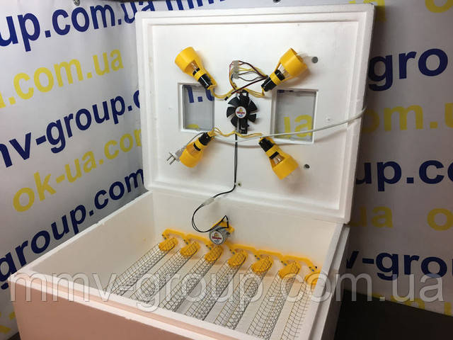 Технические характеристики и преимущества инкубатора Теплуша 63
