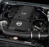 Двигатель Nissan Sani Closed Off-Road Vehicle 4.0 4x4, 2005-today тип мотора VQ40DE, фото 1
