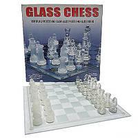 Шахматы стекланные Большие