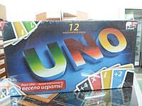 Настольная карточная игра УНО UNO