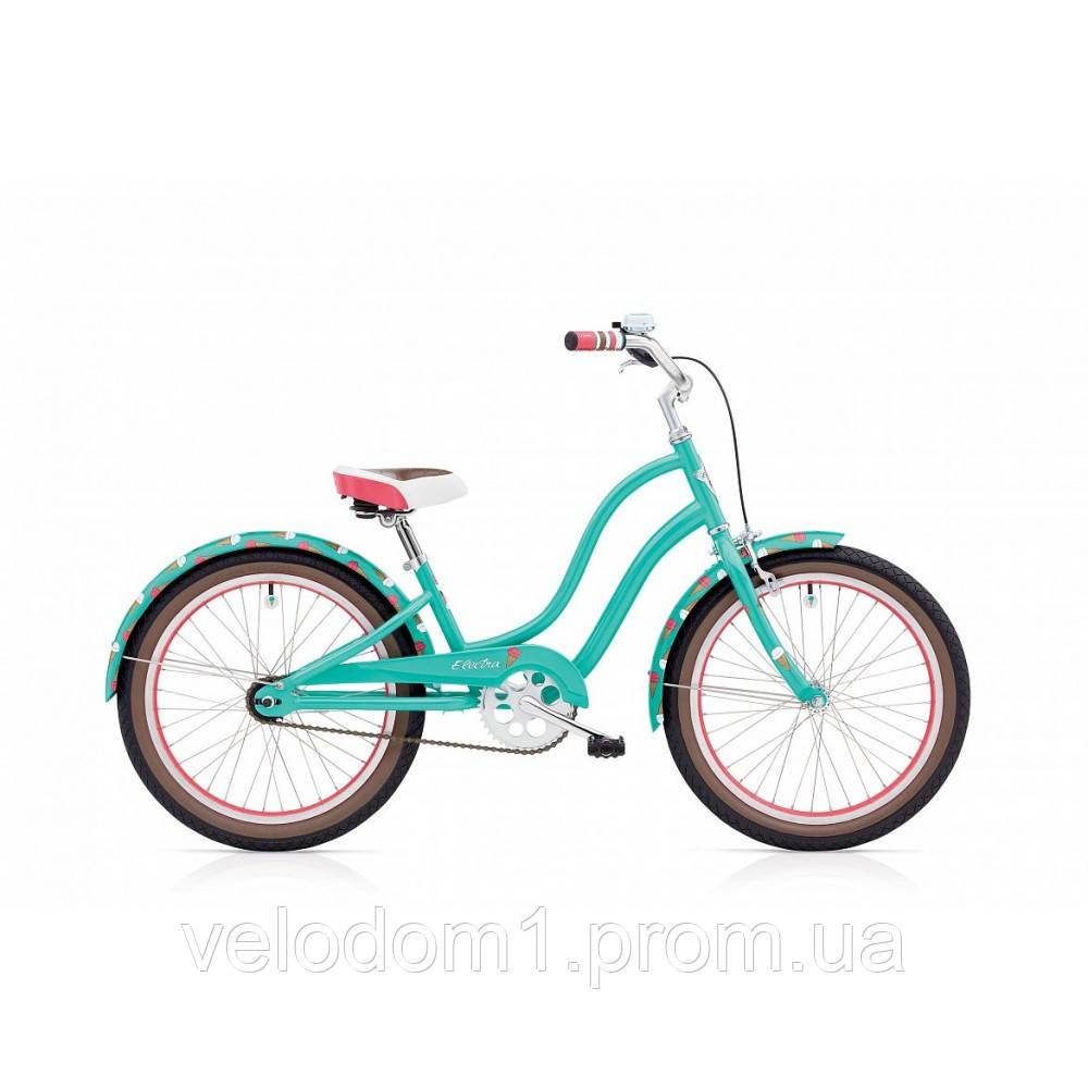 "Велосипед 20"" ELECTRA Sweet Ride 3-ск Girls' GN"