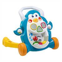 """Ходунки-центр игровой развивающий """"Пингвин"""" Chicco 65262.00"""