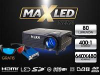 ПРОЕКТОР Мультимедійний LED HDMI USB XB!!!