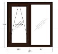 Система GU  966-150 mZ (дверная для ПВХ и дерева) Масса створки до 150 кг.