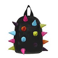 Рюкзак с шипами Mad Pax Rex Mini BP маленький дошкольный Black Multi (KAB24484934)