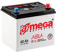 Аккумулятор  A-MEGA Asia 60 (Ah)