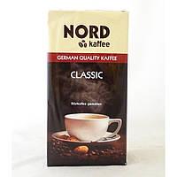 Кофе молотый  Nord kaffee classic 500 gr